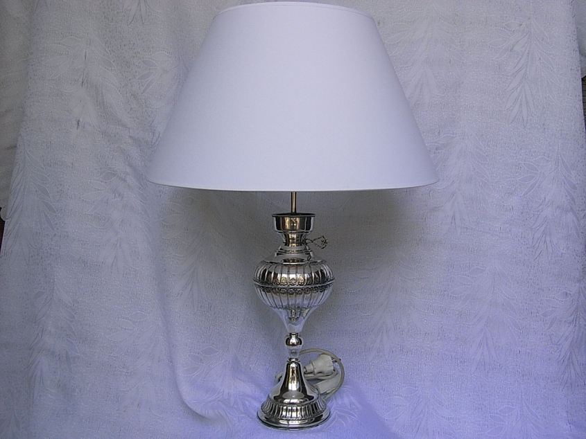 lampe tischlampe aus silber 925 er deutschland um 1900 antik pmw. Black Bedroom Furniture Sets. Home Design Ideas