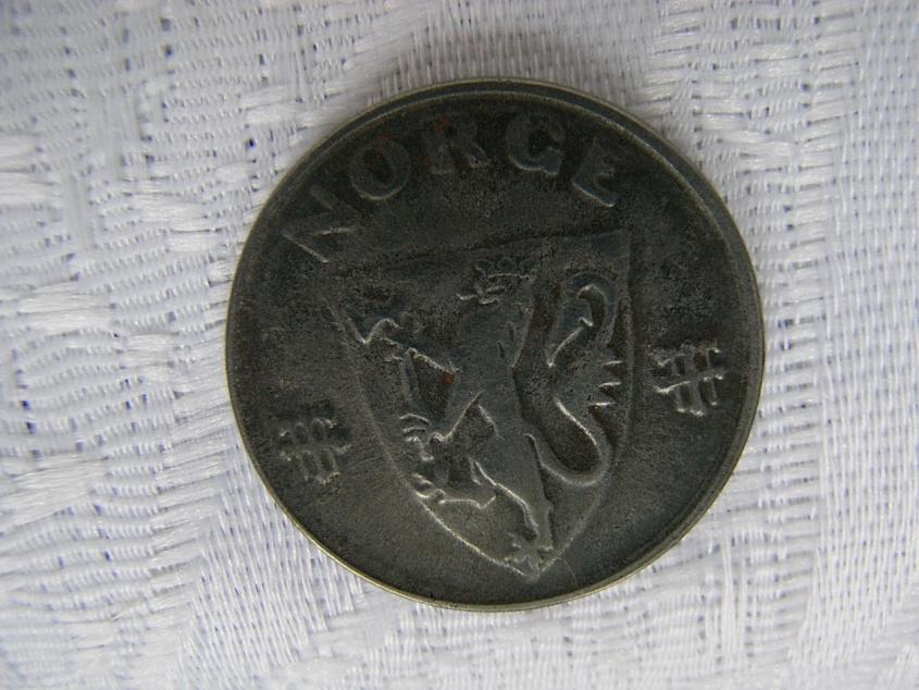 norwegen münzen